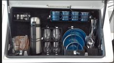 Camping Storage, Bull Bar, Camping Gadgets, Four Wheel Drive, Camping Ideas, Toyota Land Cruiser, Kitchen Ideas, Home, Travel Trailers