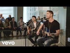 Brett Young - In Case You Didn't Know (Live on the Honda Stage at iHeartRadio NY) - YouTube