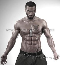 Lazar Angelov – One of the best male physiques in the world!