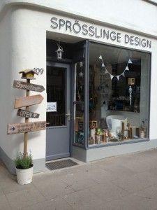 Sprösslinge Design Laden Eppendorfer Weg 109 Hamburg