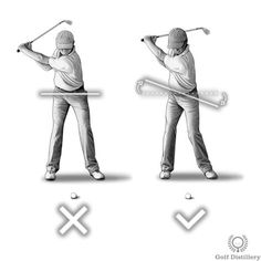 Improve Your Golf Swing With These Tips! Golf may seem like it's just whacking a ball into a hole, but there's so much more to it than that. To create a golf swing that sends the ball just where y Golf Backswing, Golf Mk4, Golf Basics, Golf Ball Crafts, Golf Videos, Best Golf Courses, Golf Instruction, Golf Putting, Golf Exercises