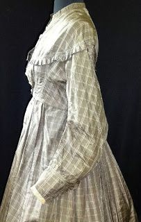 Very Late American Civil War Era Dress