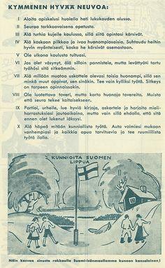 History Of Finland, Finnish Language, Nostalgia, Language Study, School Classroom, Ancient History, Social Studies, Back To School, Teaching