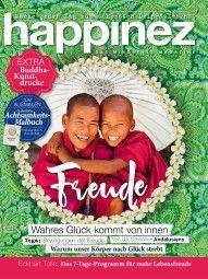 """Happinez 3/2015 """"Freude"""""""