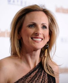 marlee matlin | 125th anniversary in this photo marlee matlin actress marlee matlin ...