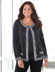 5dda9fe0672 Find stylish plus size shirts   blouses for women at Catherines