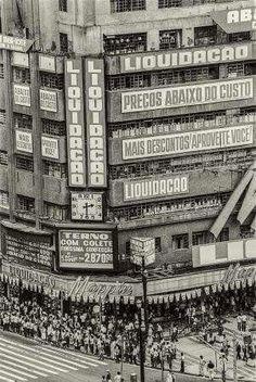 Mappin - São Paulo, anos 70