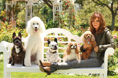 """Jacklyn Smith  ... the love of two- and four-legged companions. """"I have good friends, ...healthypetu.com"""