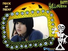 Halloween Cards, Happy Halloween, Cool Photo Effects, Trick Or Treat, Your Photos, Cool Stuff, Free, Cool Things