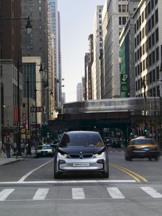 Cant wait to see this on the roads of T. Bmw I3, 3 Bmw, Automobile Industry, Sustainable Living, Hot Wheels, Cool Cars, Dream Cars, Sustainability, Street View