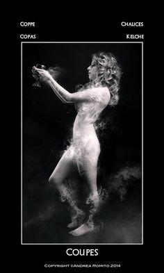 The Smoke Tarot - If you love Tarot, visit me at www.WhiteRabbitTarot.com