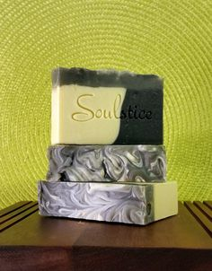 Soulstice Soaps - Smoky Spice Bar Soap, $6.50 (http://www.soulsticesoaps.com/products/smoky-spice-bar-soap.html)