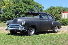 1950 Chevrolet Fleetline (MN) - $5,500 Please call Tim or Alicia @ 507-723-4121 to see this car.