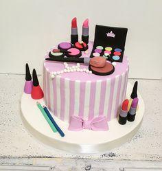 Kekperest, make up, makyaj, genç kız, çocuk pastası, doğumgünü, sugar art, cake topper, handmade, fondant, seker hamuru, cake art, birthday cake, sugar figurine, butik pasta, tortas, creative cakes, tortas, kuchen, edible art