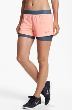 I LOVE THESE already! Nike 'Icon' 2-in-1 Dri-FIT Shorts available at #Nordstrom
