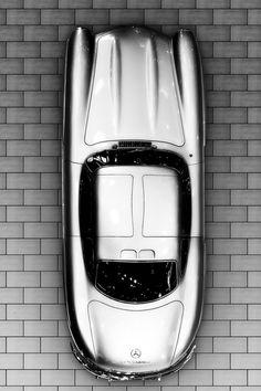 Mercedes 300SL Gullwing