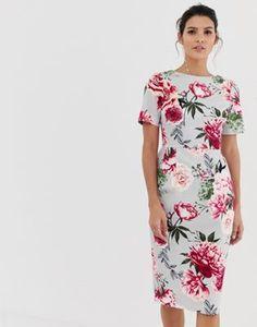 ba517f00a1 Vero Moda polka dot midi dress with volume sleeve in 2019 | Summer ...