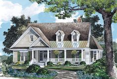 House Plan The Kendleton by Donald A. Gardner Architects
