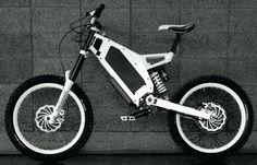 Stealth Bomber 50Mph Electric Mountain Bike, £8,999.88