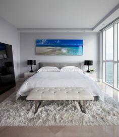Master Bedroom - Contemporary - Bedroom - Photos by Benjamin Cruz Designs | Wayfair