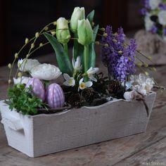Jarní truhlíček