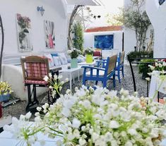 Outdoor Furniture Sets, Outdoor Decor, Table Decorations, Home Decor, Cookies, Recipes, Decoration Home, Room Decor, Home Interior Design