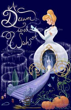 A Dream is a print · Winged Warrior Art · Online Store Powered by Storenvy Disney Princess Pictures, Disney Princess Quotes, Disney Nerd, Arte Disney, Disney Fan Art, Disney Pictures, Disney Love, Disney Magic, Aladdin Princess