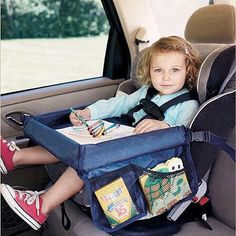 Waterproof Car Seat Tray