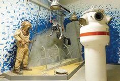Museo navale, ultimato il settore della subacquea Un passo verso l'apertura - La Stampa
