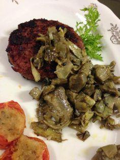 Medaglioni di chianina. #food #Viterbo #roma #italia #tuscia #trere #risto #lunch #dinner  http://www.ristorantetrere.com/