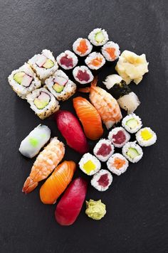 Sushi is a great healthy meal option when done right. However, the ingredients loaded in each roll, as well as the toppings and sauces loaded in the mix, can really take this healthy dish and make it a nutritional nightmare.