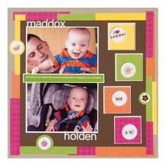 Image result for child work out scrapbook ideas