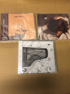 本日フラゲ日!! ADAM at「スウィートホーム」 Schroeder-Headz「特異点」 NakamuraEmi「NIPPONNO  ONNAWO UTAU BEST」  それぞれVV特典付き!急げ!