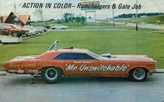 Dick Jesse Mr Unswitchable 67 GTO 2