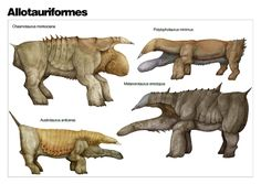The Diversity of Allotaurs - 2 by nemo-ramjet on deviantART