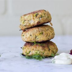 Try this Supercharged Salmon Patties recipe by Chef Lee Holmes .