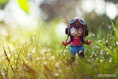 Good morning!! #toysphotography # zahirphotowork