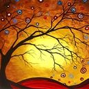 Megan Aroon Duncanson Vanished Dream painting for sale, this painting is available as handmade reproduction. Shop for Megan Aroon Duncanson Vanished Dream painting and frame at a discount of off. Sale Artwork, Megan Aroon Duncanson, Photo Art, Art Print Display, Tree Art, Tree Painting, Painting, Posters Art Prints, Beautiful Art