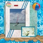 just a little online scrapbook page made on michaels' website. so cool!