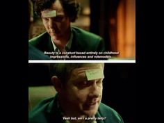 Haha I would love to be drunk with these two. Even when he's drunk, Sherlock is still intelligent. John and Sherlock are so cute. Series 3 Episode 2 - The Sign of Three - 5th January 2014