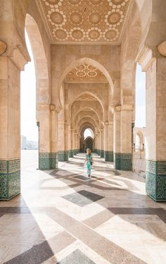 Hassan II Mosque in Casablanca, Morocco by Wandering Wheatleys (@wanderingwheatleys) #HassanIIMosque #Casablanca #Morocco #Africa #Mosque