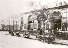 Hadik Kávéház 1900 körül