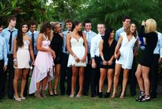 Sorority formal ideas