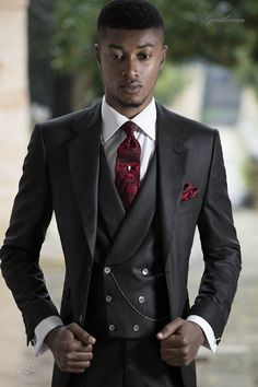 DQT Premium Tissé Floral Formal Casual Tuxedo Homme mariage Gilet Cravate Ensemble