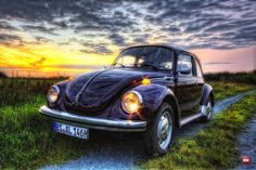 VW Vochito by Markus Will, via 500px #Photography