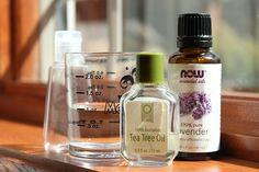 Tea Tree Oil and Lavender toner
