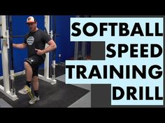 In this video, you'll find a great speed exercise for softball players that can be easily performed with minimal equipment. Coach Andrew Sacks of Prime Sport. Softball Workouts, Softball Drills, Softball Coach, Softball Players, Speed Training Drills, Training Tips, Training Exercises, Softball Treats, Softball Stuff
