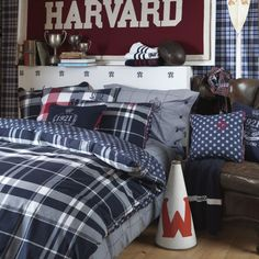 Inspirerend | Stoere slaapkamer voor grotere jongens Door EstherK