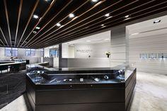 Solid Gold Diamonds showroom by Studio Ginger, Perth Australia store design