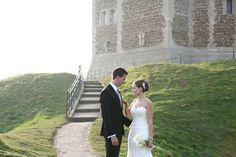 wedding photography at orford castle in suffolk